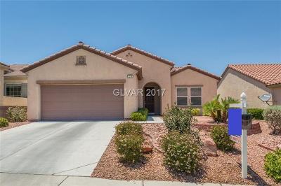 Boulder City, Henderson, Las Vegas, North Las Vegas Single Family Home For Sale: 2219 Bensley Street