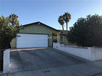 Las Vegas Single Family Home For Sale: 6297 Churchfield Boulevard