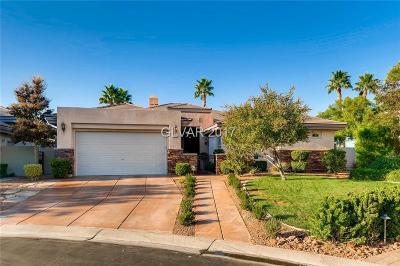 Henderson, Las Vegas Single Family Home For Sale: 9900 Alegria