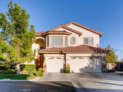 Las Vegas Single Family Home For Sale: 10674 San Bellacova Court