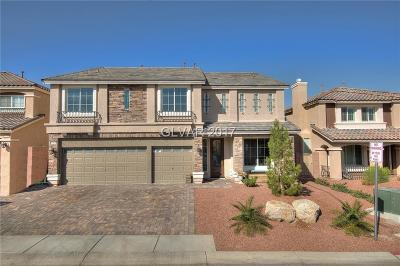 Las Vegas NV Single Family Home For Sale: $524,900