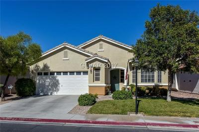 Clark County Single Family Home For Sale: 5004 Pounding Surf Avenue