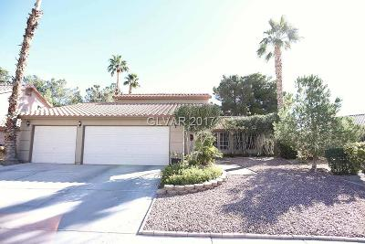 Henderson NV Single Family Home For Sale: $265,000
