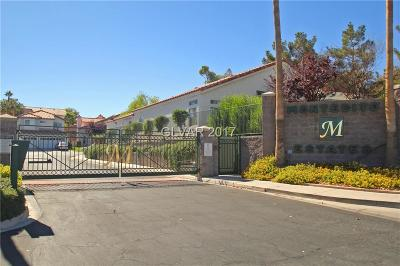 Henderson Single Family Home For Sale: 181 Adomeit Drive