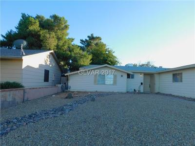 Henderson Single Family Home For Sale: 414 Scenic Drive