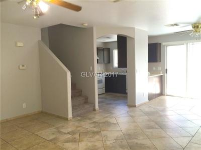 North Las Vegas Condo/Townhouse Contingent Offer: 3253 Dragon Fly Street