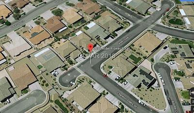 North Las Vegas Single Family Home Contingent Offer: 6639 Alder Flower Court