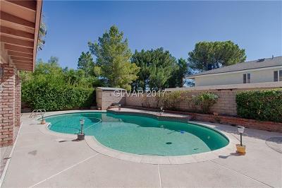 Boulder City Single Family Home For Sale: 996 Sanchez