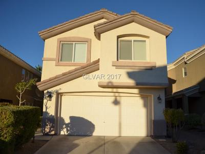 Las Vegas Single Family Home Contingent Offer: 244 Wicked Wedge Way