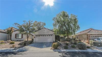 Henderson NV Single Family Home For Sale: $314,999