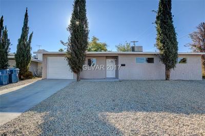Single Family Home For Sale: 2963 Edmond Street