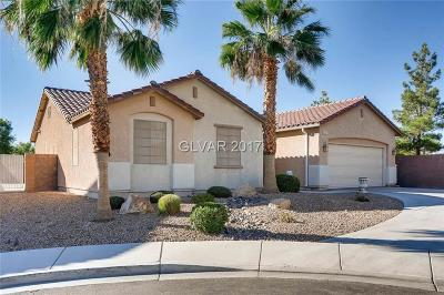 North Las Vegas Single Family Home Contingent Offer: 6237 Olympic Gold Street