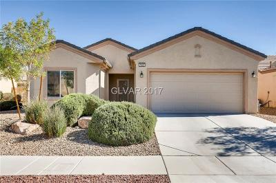 North Las Vegas Single Family Home For Sale: 7624 Broadwing Drive