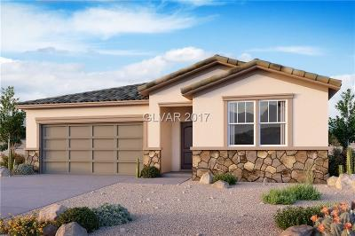 North Las Vegas Single Family Home For Sale: 5140 Granite Basin Street #lot 59
