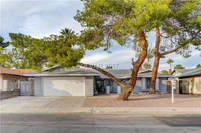Single Family Home Contingent Offer: 6190 Explorer Drive