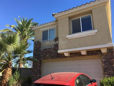 Las Vegas Single Family Home For Sale: 372 Cart Crossing Way