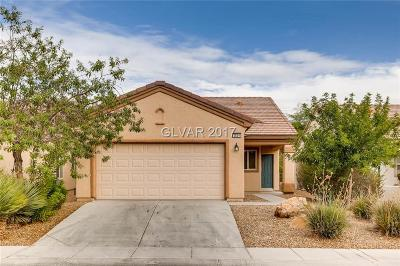 North Las Vegas Single Family Home For Sale: 2824 Willow Wren Drive