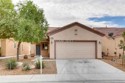 North Las Vegas Single Family Home For Sale: 2725 Ground Robin Drive