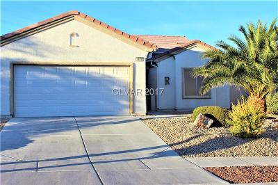North Las Vegas Single Family Home Contingent Offer: 7935 Broadwing Drive