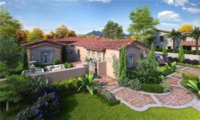 Beleza At Southern Highlands U Single Family Home For Sale: 11747 Oakland Hills Drive