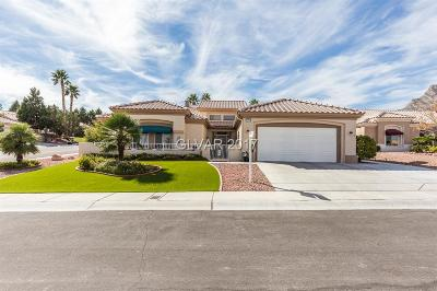 Las Vegas  Single Family Home For Sale: 10713 Paine Court