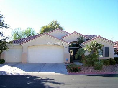 Henderson NV Single Family Home For Sale: $389,900