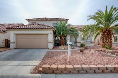 Las Vegas Single Family Home For Sale: 1921 Donnington Court
