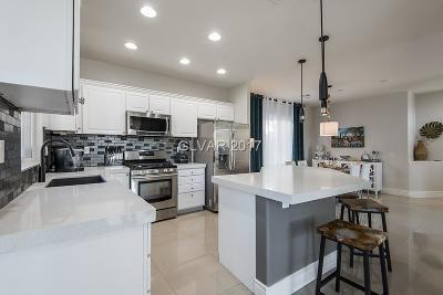 Las Vegas Single Family Home Contingent Offer: 98 Broken Putter Way