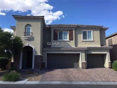 Las Vegas NV Single Family Home For Sale: $458,000