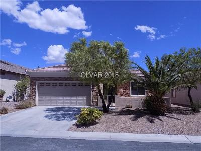Henderson NV Single Family Home For Sale: $308,000