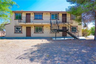 North Las Vegas Multi Family Home For Sale: 2300 Mary Dee Avenue