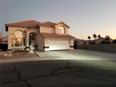 Henderson Single Family Home For Sale: 234 Walden Ridge Court