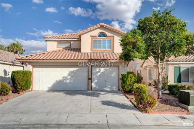 North Las Vegas NV Single Family Home Contingent Offer: $305,000