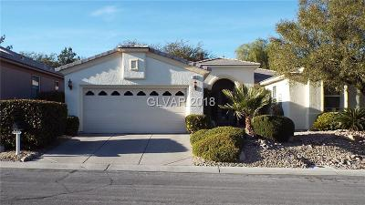 Las Vegas NV Single Family Home Under Contract - No Show: $428,000