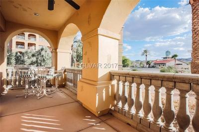 Henderson Condo/Townhouse For Sale: 20 Via Mantova #103