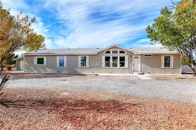 Las Vegas Manufactured Home Contingent Offer: 6450 South Conestoga