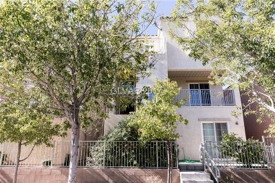 Las Vegas Single Family Home Contingent Offer: 7460 Showy Court