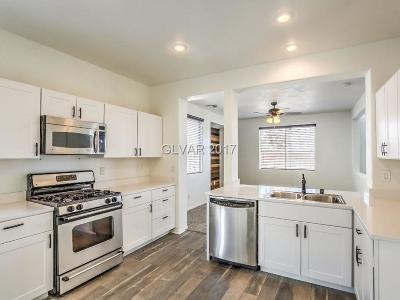 Las Vegas Single Family Home For Sale: 6833 Campbell Road