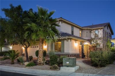 North Las Vegas Single Family Home Contingent Offer: 8236 Seven Falls Street