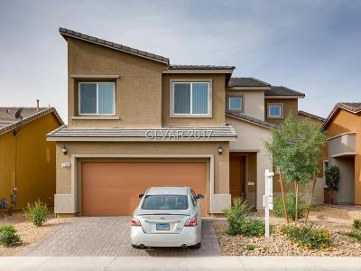 North Las Vegas Single Family Home For Sale: 7109 Whispering Falls Drive