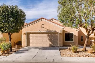North Las Vegas Single Family Home For Sale: 2408 Willow Wren Drive