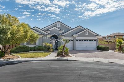 Henderson NV Single Family Home For Sale: $549,000