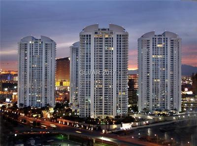 Las Vegas High Rise For Sale: 2747 Paradise Road #1804