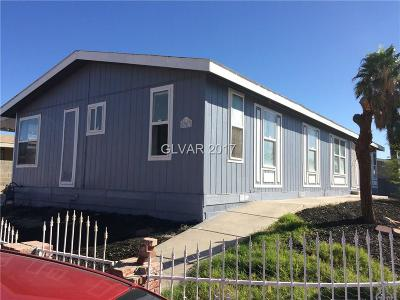 Las Vegas Manufactured Home Contingent Offer: 5907 Sassy Rose Drive