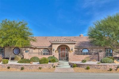 Las Vegas Single Family Home For Sale: 9015 Tenaya Way
