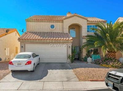 Las Vegas Single Family Home For Sale: 2763 Pavero Way