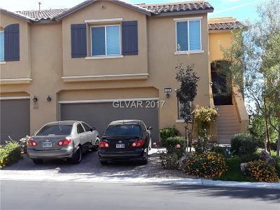 NORTH LAS VEGAS Condo/Townhouse Under Contract - No Show: 6328 Patriot Wave Street