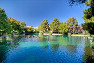 Las Vegas Condo/Townhouse For Sale: 4957 Mt Pleasant Lane