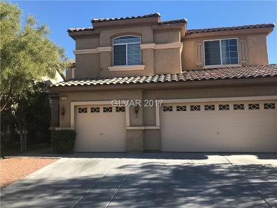 Henderson, Las Vegas, North Las Vegas Rental For Rent: 11472 Storici Street