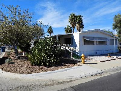 Las Vegas Manufactured Home Contingent Offer: 2815 Everglade Street